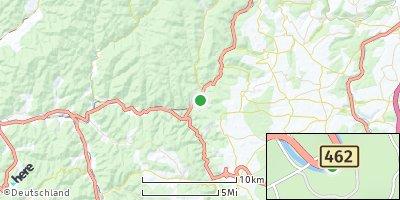 Google Map of Schenkenzell