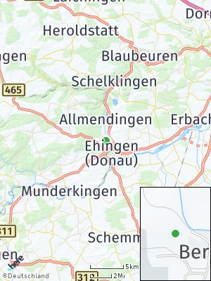 Here Map of Berkach
