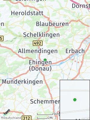 Here Map of Heufelden