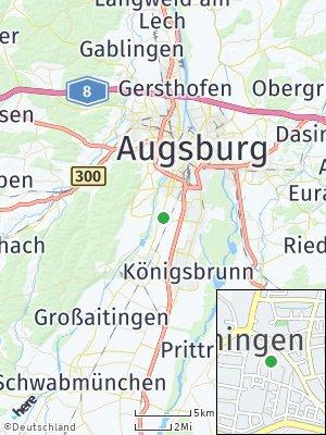 Here Map of Inningen