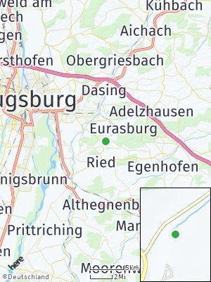 Here Map of Bachern