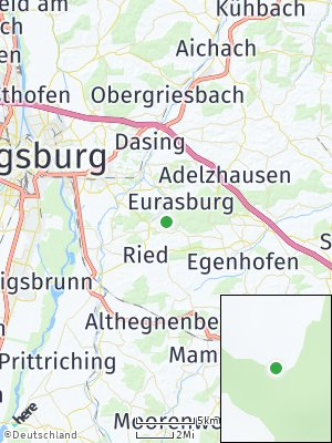 Here Map of Rohrbach