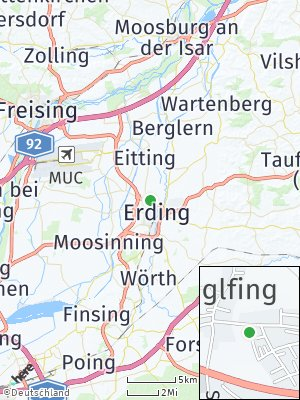 Here Map of Siglfing