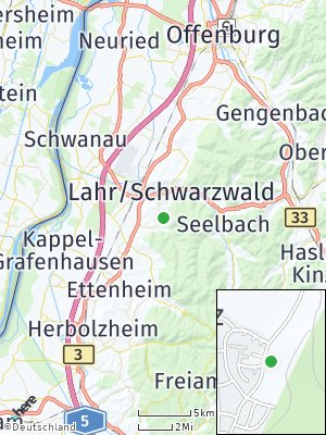 Here Map of Sulz