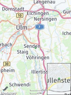 Here Map of Senden