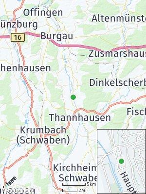 Here Map of Münsterhausen
