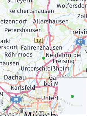 Here Map of Haimhausen