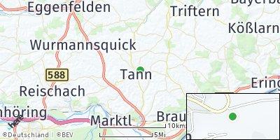 Google Map of Tann