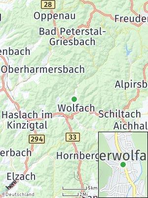 Here Map of Oberwolfach
