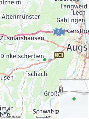 Here Map of Kutzenhausen