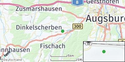 Google Map of Kutzenhausen