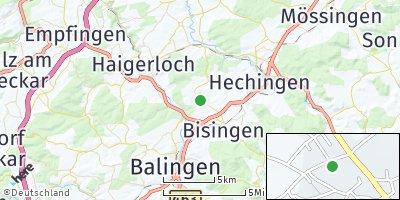 Google Map of Grosselfingen