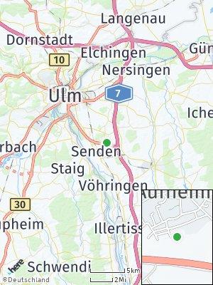 Here Map of Aufheim