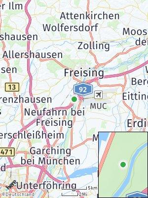 Here Map of Achering