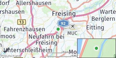 Google Map of Achering