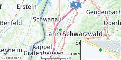 Google Map of Langenwinkel