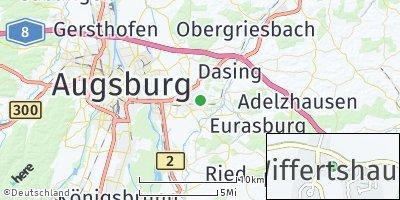 Google Map of Wiffertshausen