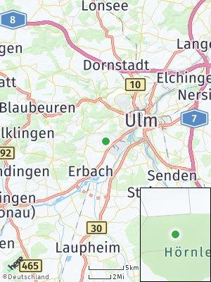 Here Map of Schaffelkingen