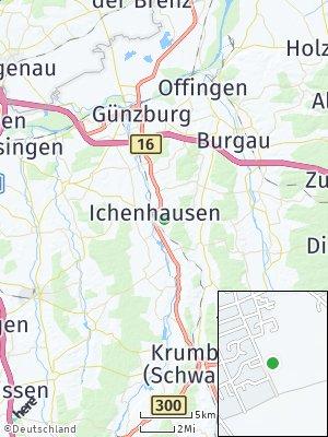 Here Map of Ichenhausen