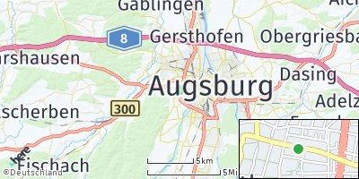 Google Map of Stadtbergen