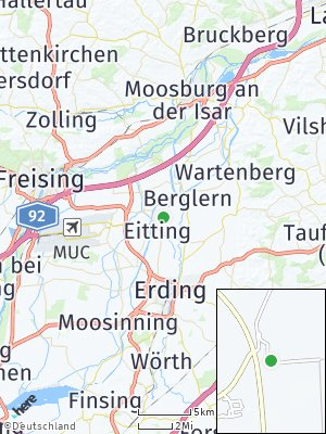 Here Map of Eitting