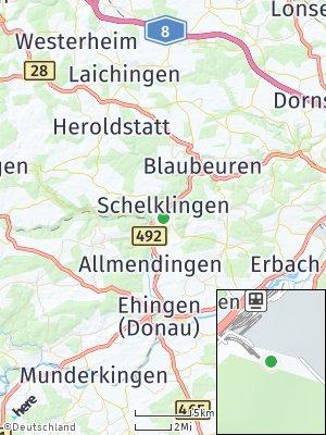 Here Map of Schelklingen