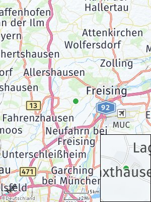 Here Map of Haxthausen