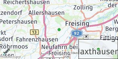 Google Map of Haxthausen