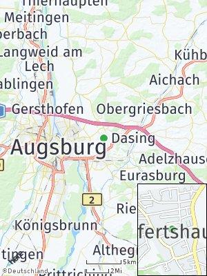 Here Map of Wulfertshausen