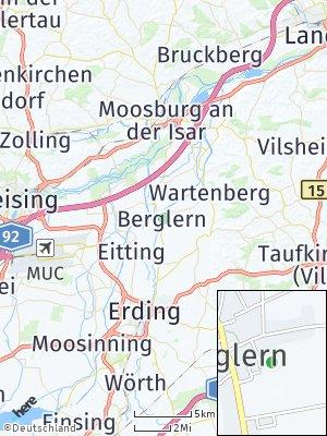 Here Map of Berglern