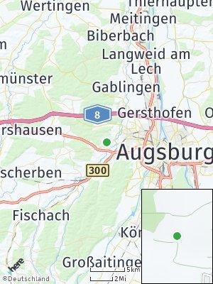 Here Map of Schlipsheim