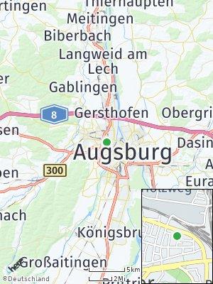 Here Map of Oberhausen
