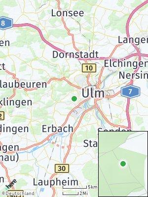 Here Map of Römerhöfe