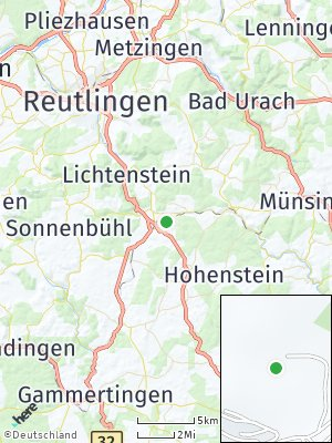 Here Map of Engstingen