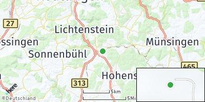 Google Map of Engstingen