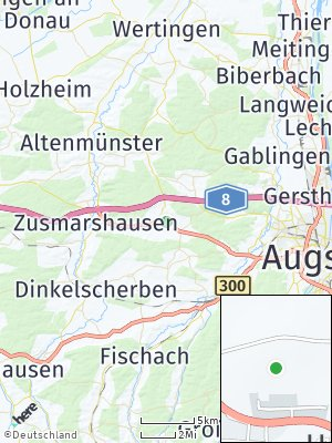 Here Map of Horgau