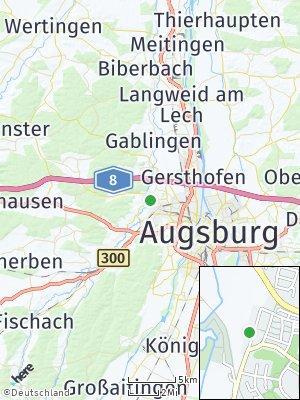 Here Map of Ottmarshausen