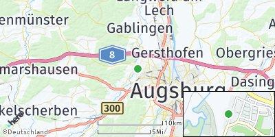 Google Map of Ottmarshausen