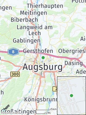 Here Map of Firnhaberau