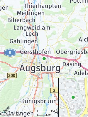 Here Map of Hammerschmiede
