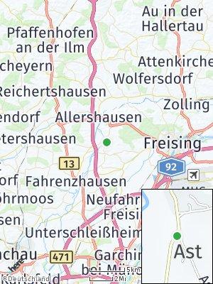 Here Map of Kranzberg