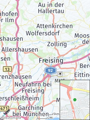 Here Map of Vötting