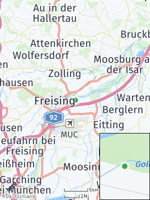 Here Map of Marzling