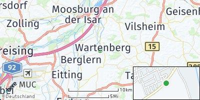 Google Map of Wartenberg