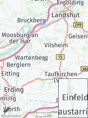 Here Map of Kirchberg