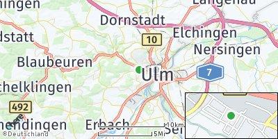 Google Map of Söflingen