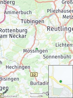 Here Map of Nehren