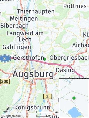 Here Map of Dickelsmoor