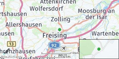 Google Map of Altenhausen