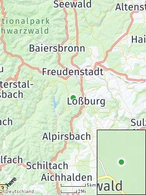 Here Map of Ödenwald